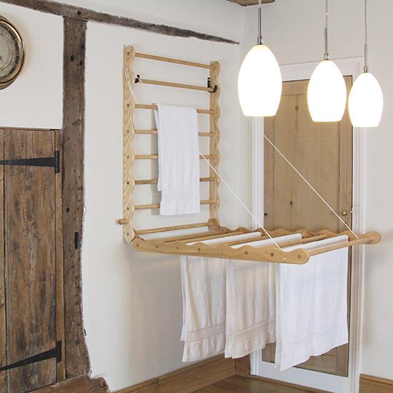 Как да скрием сушилните за дрехи вкъщи Perfecthouse
